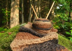 Laine d'alpaga - Alpaca Yarn