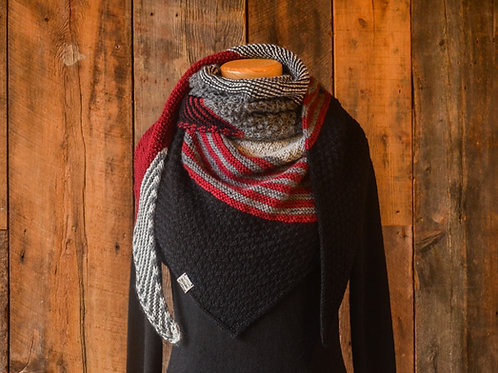 Element Scarf - FIRE