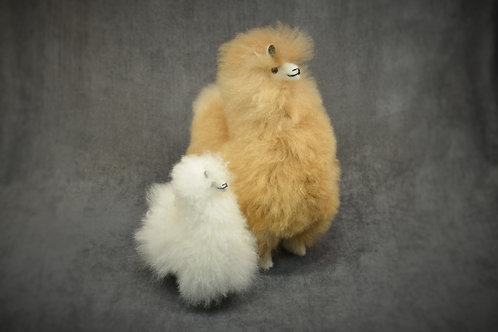 Fur Alpaca Toy