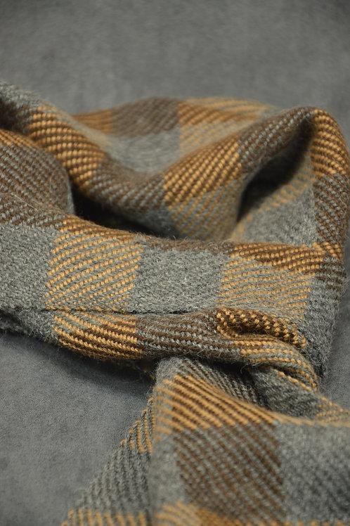 Alpaca weaved scarf