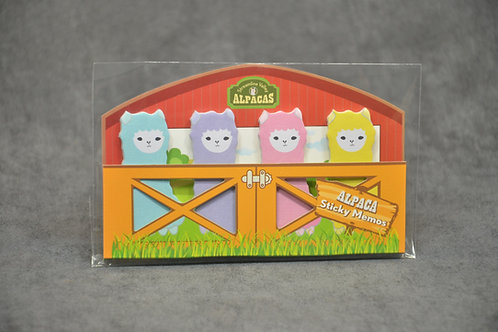 Alpaca Sticky Notes
