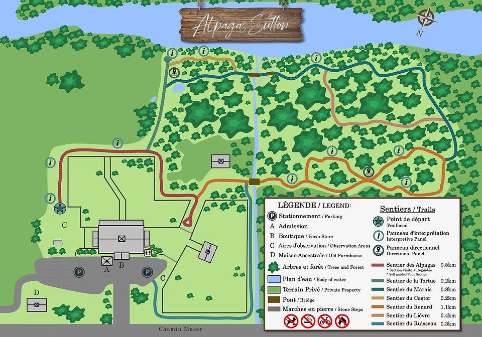 Alpagas Sutton Sentiers 2021