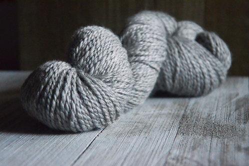 Worsted Yarn - Light Silver