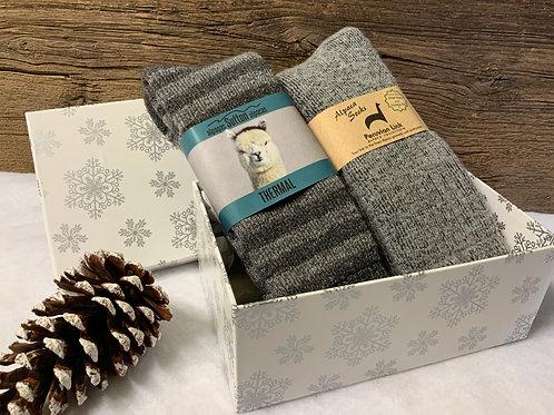 Thermal Socks Duo Gift Set