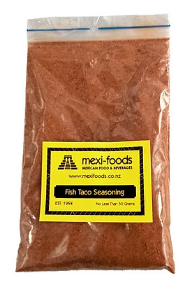 Fish Taco Seasoning - approx. 50gms