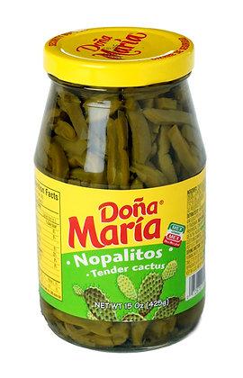 Dona Maria Nopalitos - Tender Cactus Strips