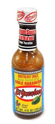 El Yucateco XXX Hot Habanero - 112ml