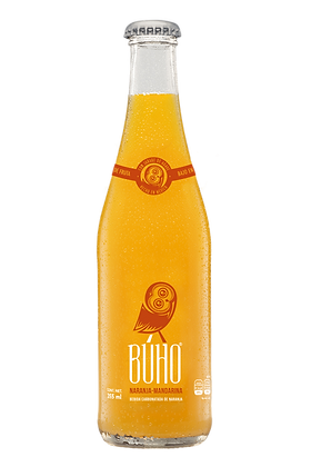 Buho Soda: Mandarin & Orange - 355ml