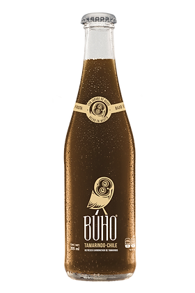 Buho Soda: Tamarind & Chile - 355ml