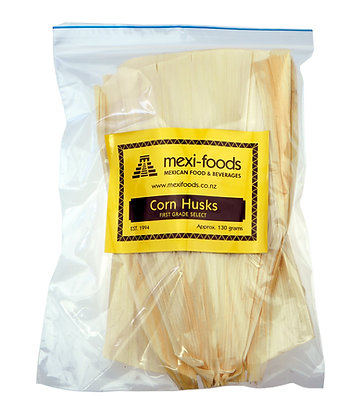 Corn Husks (Tamales) - approx.130gms