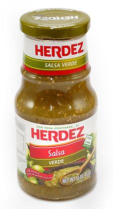 Herdez Salsa Verde - 453gm