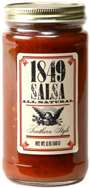 1849 Salsa Rojo (Red) Medium 340 gram