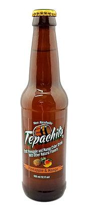 Tepachito Pineapple & Mango Cider - 355ml (non-alcoholic)