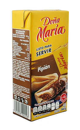 Dona Maria Mole Pipian Style (ready serve)
