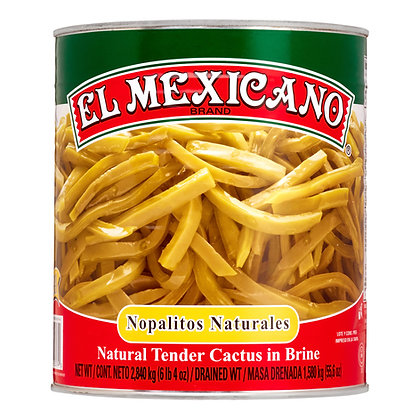 El Mexicano Nopalitos / Tender Cactus Strips