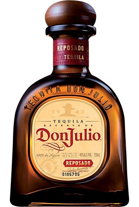 Don Julio Reposado 40% alc - 750ml