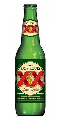 Dos Equis Lager - 4.2% 12 x 355ml Bottles
