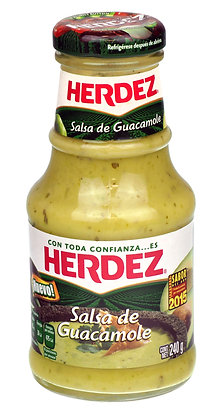 Herdez Salsa de Guacamole - 240 gram