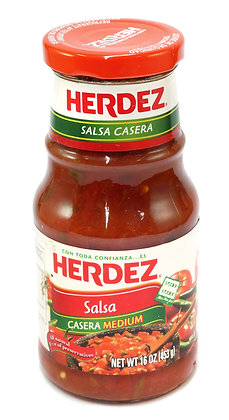 Herdez Salsa Casera - 453gm