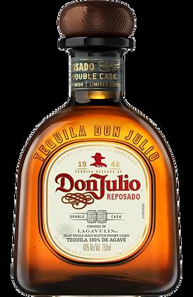 Don Julio Reposado Double Cask Lagavulin Aged Edition - 750ml