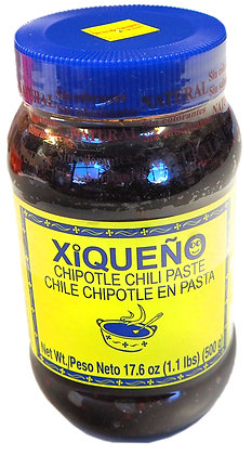 Xiqueno Gourmet Chipotle Paste Concentrate