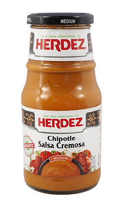 Herdez Salsa Cremosa - Chipotle (medium)