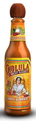 Cholula Chili Garlic Hot Sauce - 150ml