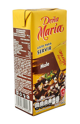 Dona Maria Mole Traditional (ready to serve)
