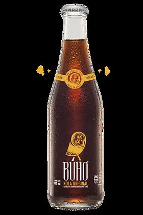 Buho Soda : Original Kola - 355ml