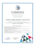 CAMASA Certificate.png