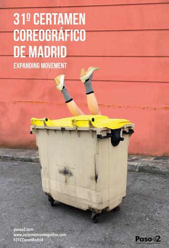 31 ª edición del Certamen Coreográfico de Madrid en Conde Duque