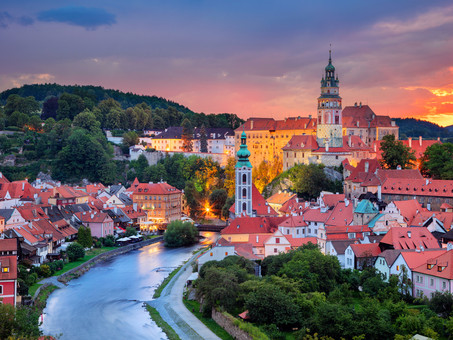 Bohemia del Sur, la sorpresa checa