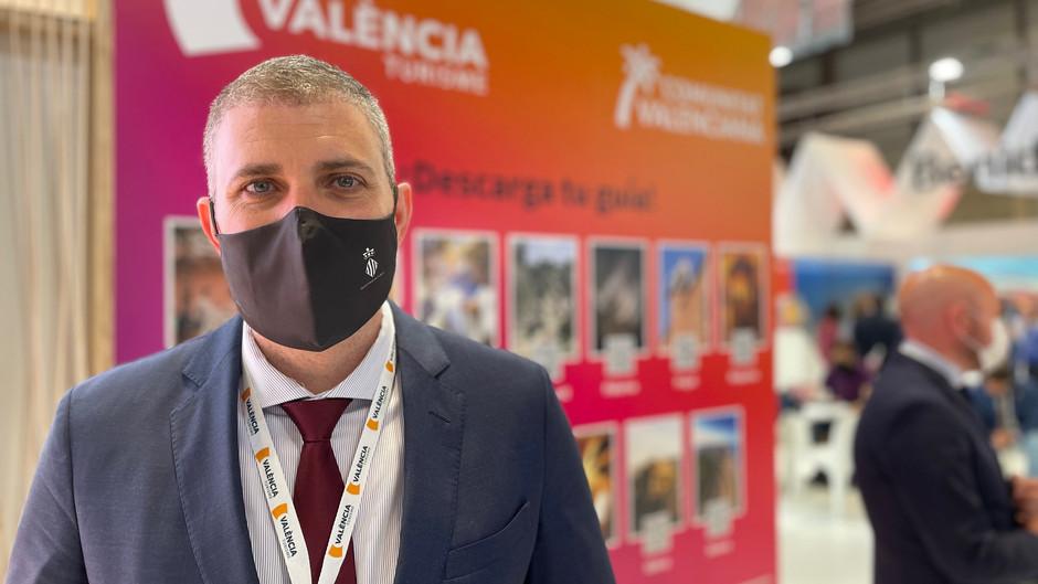 """""""El turismo volverá a ser en Valencia la industria de la felicidad"""""""