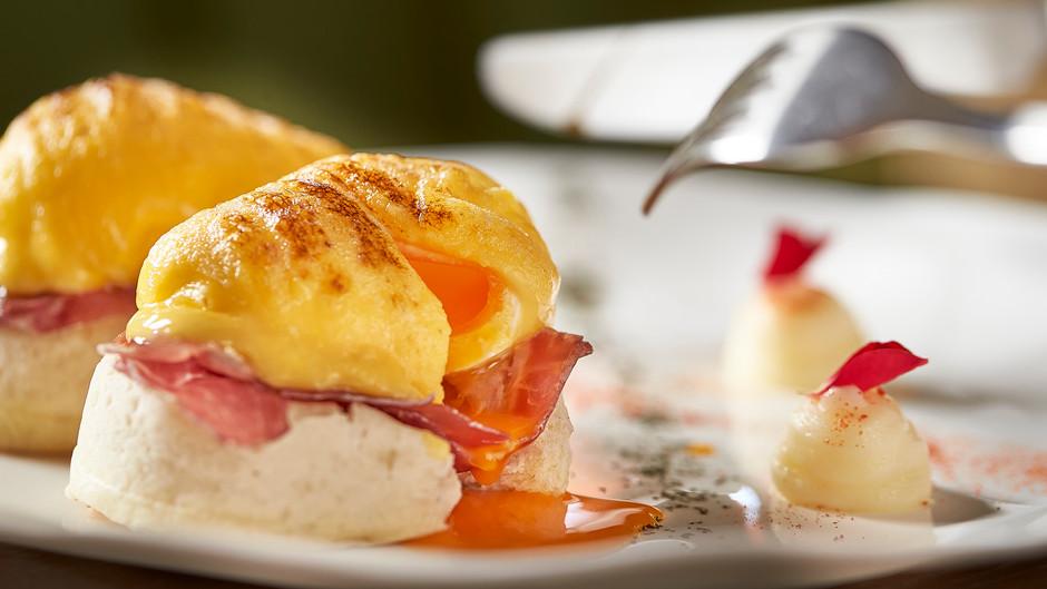 Dani, el lugar para disfrutar de un desayuno con altura en Madrid