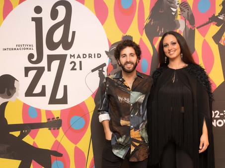 JAZZMADRID21 arranca el 3 de noviembre con un concierto en el Auditorio Nacional de Música