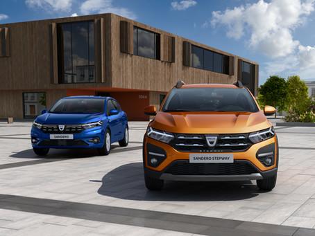 Nueva gama Dacia Sandero