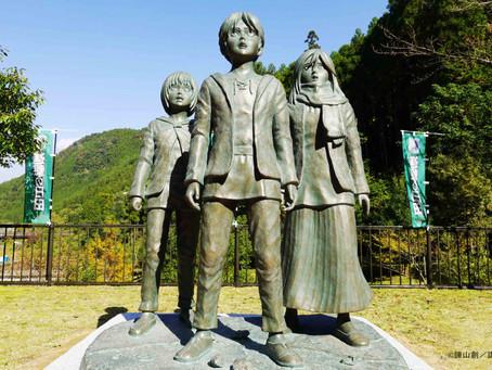 Turismo de manga y anime, en Japón claro!