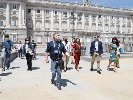 """Nuevo programa de """"Visitas Originales de Madrid"""""""