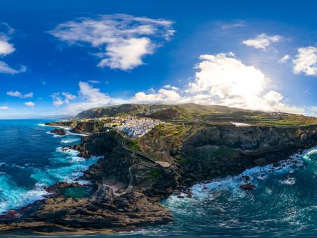Tenerife, un mar de sensaciones de 'charco' en 'charco'