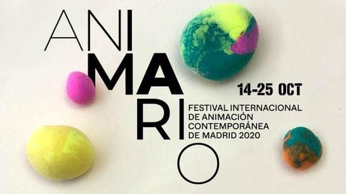 La mejor animación internacional regresa a Madrid con la tercera edición de ANIMARIO