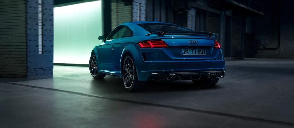 Audi TT S line Competition Plus: más deportividad y atención por el detalle