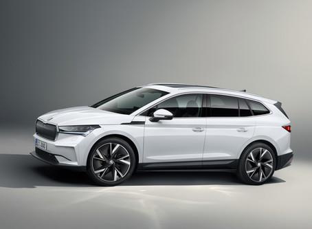 Nuevo Škoda Enyaq iV