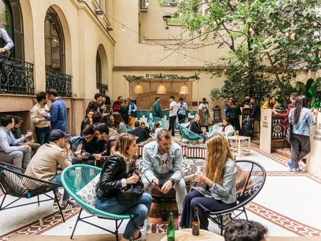 Vuelve 'Jardín Cervezas Alhambra': los mejores planes de ocio para disfrutar este otoño