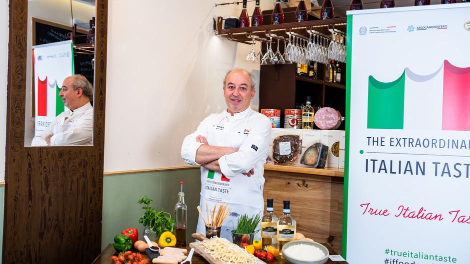 Semanas Gastronómicas Regionales en el Bacaro de Fabio Gasparini