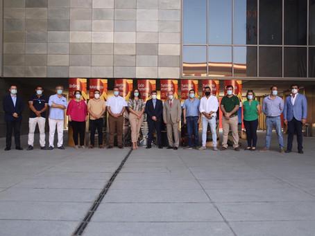 SEGITTUR trabajará con la Sierra Morena sevillana para convertirse en destino turístico inteligente