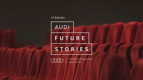 Audi Future Stories: el primer certamen de guiones de cortos cinematográficos de Audi
