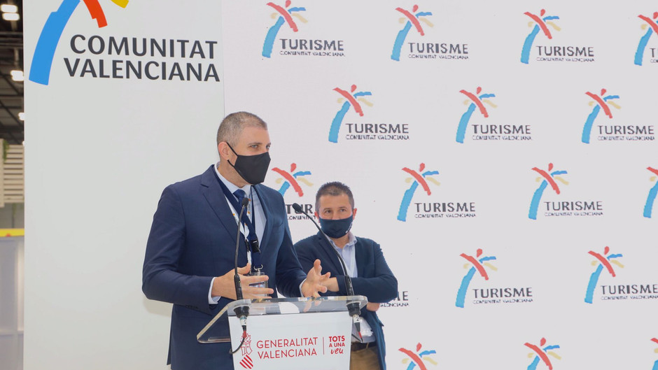 València Turisme presenta su campaña Sueñas València, ¡Vívela! en FITUR 2021