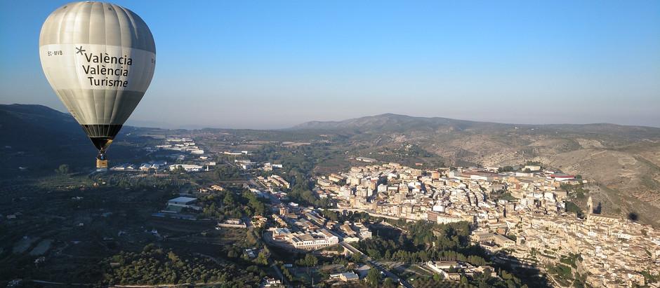 València Turisme invita a disfrutar de la provincia durante el puente de octubre