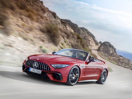 Nuevo Mercedes-AMG SL: La nueva edición de un icono de la automoción