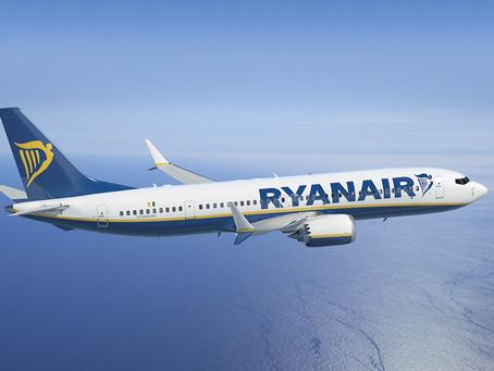 Ryanair: un millón de asientos a 5€